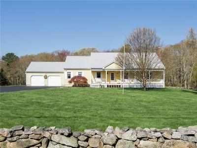 South Kingstown Single Family Home For Sale: 85 Wayside Meadow Rd