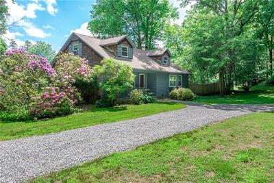 Glocester Single Family Home For Sale: 31 Hamilton Hill Rd