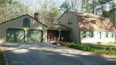 Glocester Single Family Home For Sale: 36 Rustic Acres Dr