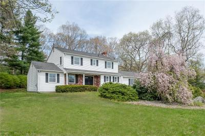 East Greenwich Single Family Home Act Und Contract: 105 Hamilton Dr