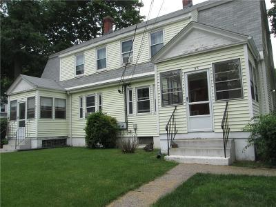 Lincoln Multi Family Home Act Und Contract: 45 - 47 Woodland St