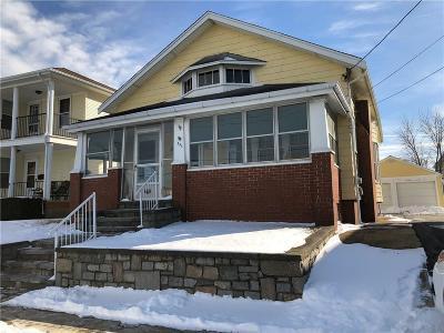 Pawtucket Single Family Home For Sale: 895 Central Av