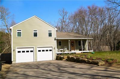 Westerly RI Single Family Home Sold: $395,000