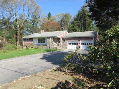 South Kingstown Single Family Home Act Und Contract: 60 Clark Lane