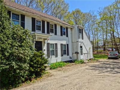 Washington County Multi Family Home For Sale: 21 King St