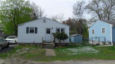 Pawtucket Single Family Home Act Und Contract: 20 Chandler Av