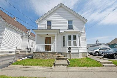 East Providence Multi Family Home For Sale: 63 Summit St