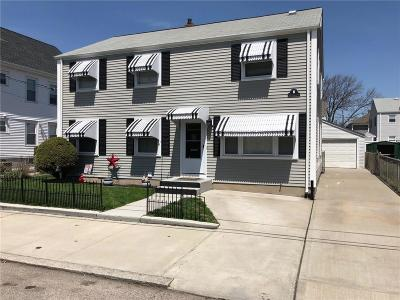 Pawtucket Multi Family Home Act Und Contract: 148 Chaplin St