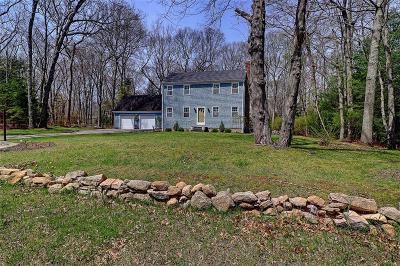 South Kingstown Single Family Home Act Und Contract: 70 Conant Lane