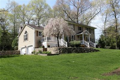 Smithfield Single Family Home For Sale: 20 Colwell Rd