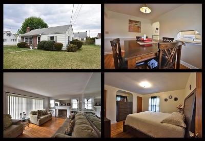 Pawtucket Single Family Home Act Und Contract: 9 Windsor Ct
