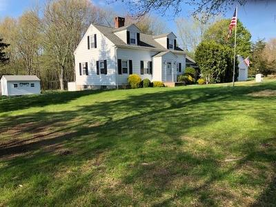 Scituate Single Family Home For Sale: 177 Central Pike