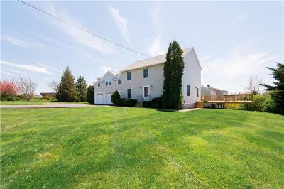 Middletown Single Family Home For Sale: 136 Corporate Pl