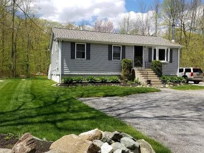 Burrillville Single Family Home Act Und Contract: 395 Steere Farm Rd