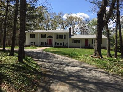 Scituate Single Family Home For Sale: 199 Nipmuc Rd