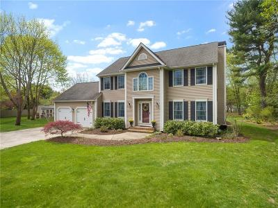 North Kingstown Single Family Home For Sale: 80 Olde Mill Lane