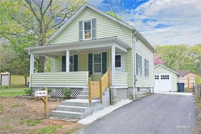 Warwick Single Family Home Act Und Contract: 101 Brentwood Av