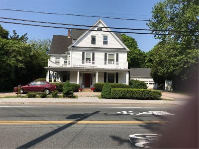 Washington County Multi Family Home For Sale: 51 Beach St