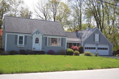 East Greenwich Single Family Home For Sale: 87 Kenson Dr