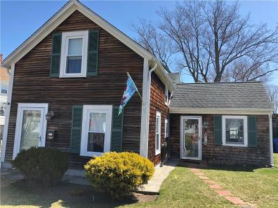 East Providence Single Family Home Act Und Contract: 75 Vineland Av