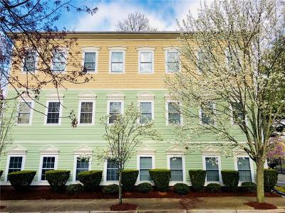 Cranston Condo/Townhouse Act Und Contract: 31 Commercial St, Unit#a #A