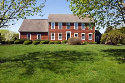 South Kingstown Single Family Home For Sale: 608 Kettle Pond Dr