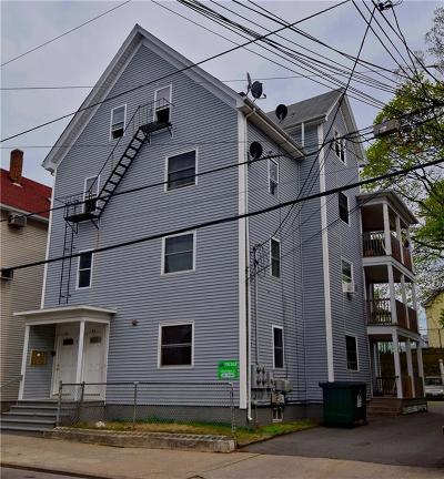 Central Falls Multi Family Home For Sale: 84 Summer St
