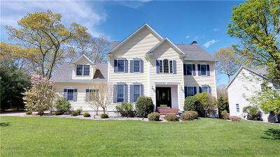 South Kingstown Single Family Home For Sale: 106 Windmill Dr