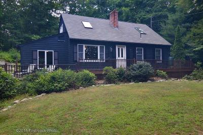 South Kingstown Single Family Home For Sale: 55 Estelle Dr