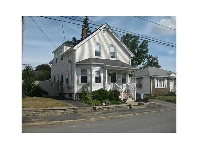 Cranston Single Family Home Act Und Contract: 103 Elwyn St