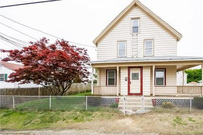 East Providence Multi Family Home For Sale: 121 2nd St
