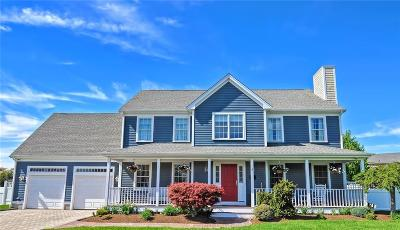 Bristol County Single Family Home Act Und Contract: 17 Casey Dr