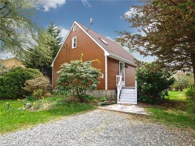 Jamestown Single Family Home For Sale: 59 Bow St