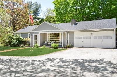 East Greenwich Single Family Home For Sale: 487 Howland Rd