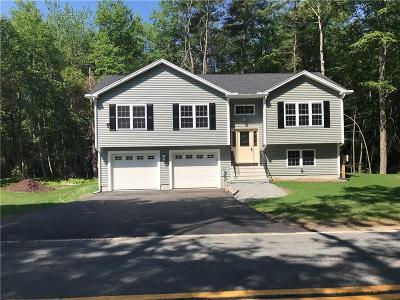 Glocester Single Family Home For Sale: 98 Reservoir Rd