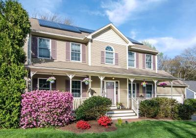 South Kingstown Single Family Home For Sale: 14 East Park Lane