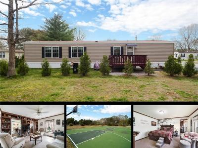 Coventry Single Family Home For Sale: 5 - A Kitty Hawk Lane