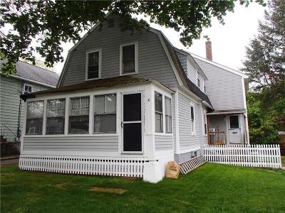 Bristol County Multi Family Home For Sale: 3 Oak St