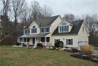 Providence County Single Family Home For Sale: 27 Lantern Rd