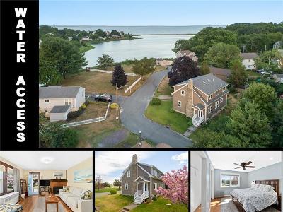 Kent County Single Family Home For Sale: 38 Terrace Av