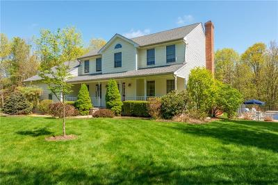 Providence County Single Family Home Act Und Contract: 24 Rainbow Lane
