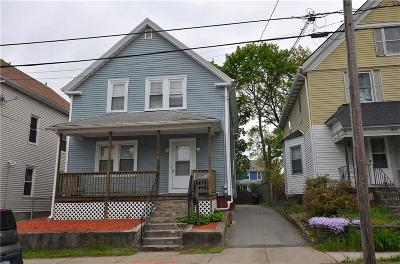 East Providence Multi Family Home Act Und Contract: 167 Walnut St
