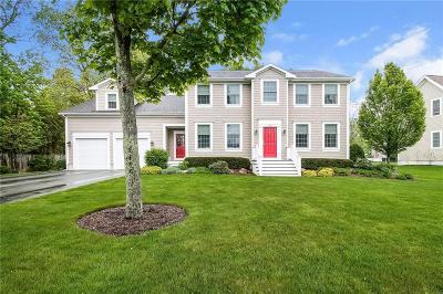 Bristol County Single Family Home For Sale: 57 Mason Rd