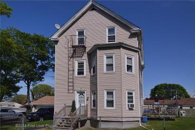 East Providence Multi Family Home For Sale: 66 North Spruce St