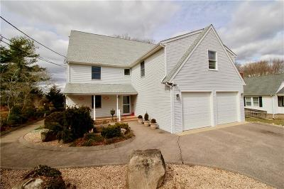 Westerly Single Family Home For Sale: 62 Summer St