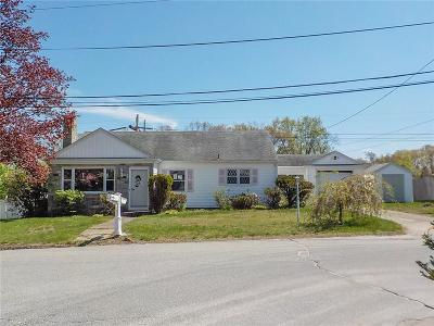 Single Family Home For Sale: 23 Chestnut Grove Av