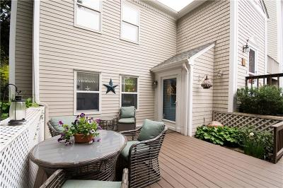 Bristol County Condo/Townhouse For Sale: 521 High Meadow Ct