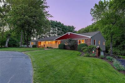 North Kingstown Single Family Home For Sale: 412 Potter Rd