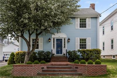 Pawtucket Single Family Home For Sale: 188 Lafayette St