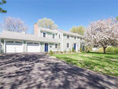 Bristol County Single Family Home For Sale: 12 Broadview Dr